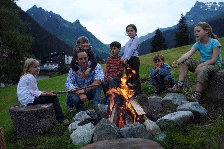 Familienferien mit Erlebnisprogramm im Montafon