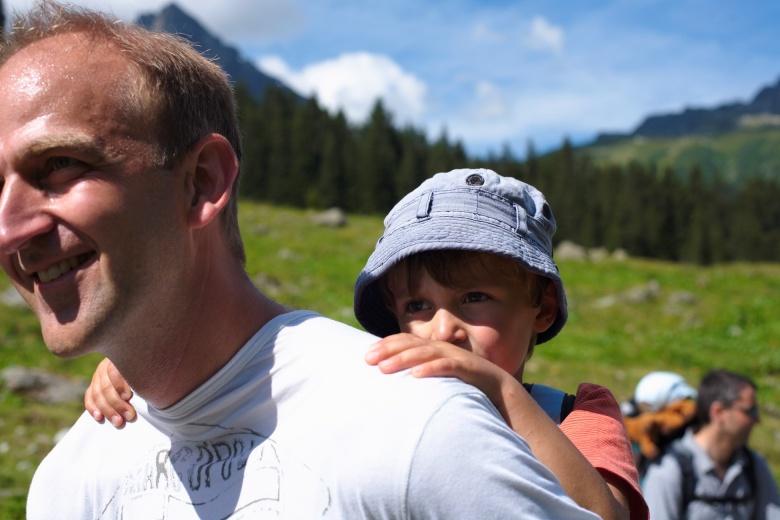Familienwanderwege in Gargellen und im Montafon, Vorarlberg