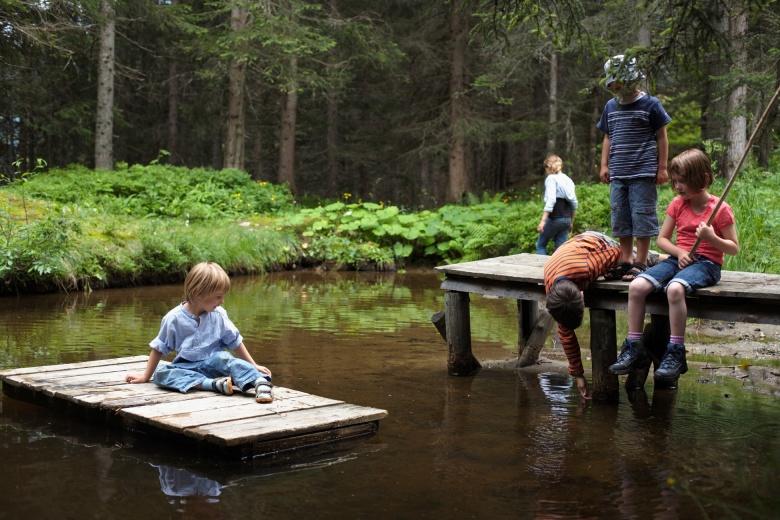 Badeurlaub im Sommer, Familienferien in Vorarlberg