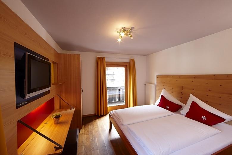 Familienzimmer im Hotel Mateera