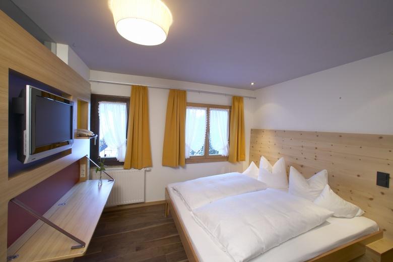Familienzimmer für Familienurlaub im Skigebiet, Montafon
