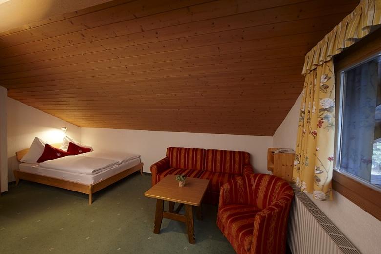 Separates Kinderschlafzimmer, Familienzimmer Mateera, Vorarlberg