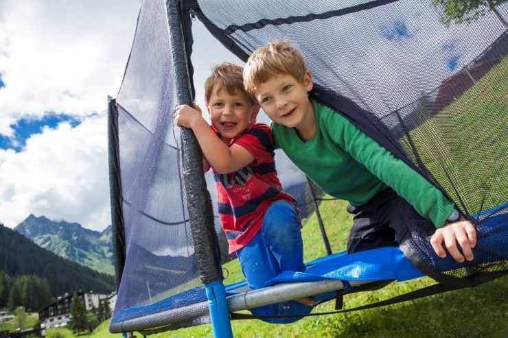 Familienferien, Familien, Urlaub, Familienhotel Mateera, Gargellen, Montafon, Vorarlberg, Österreich