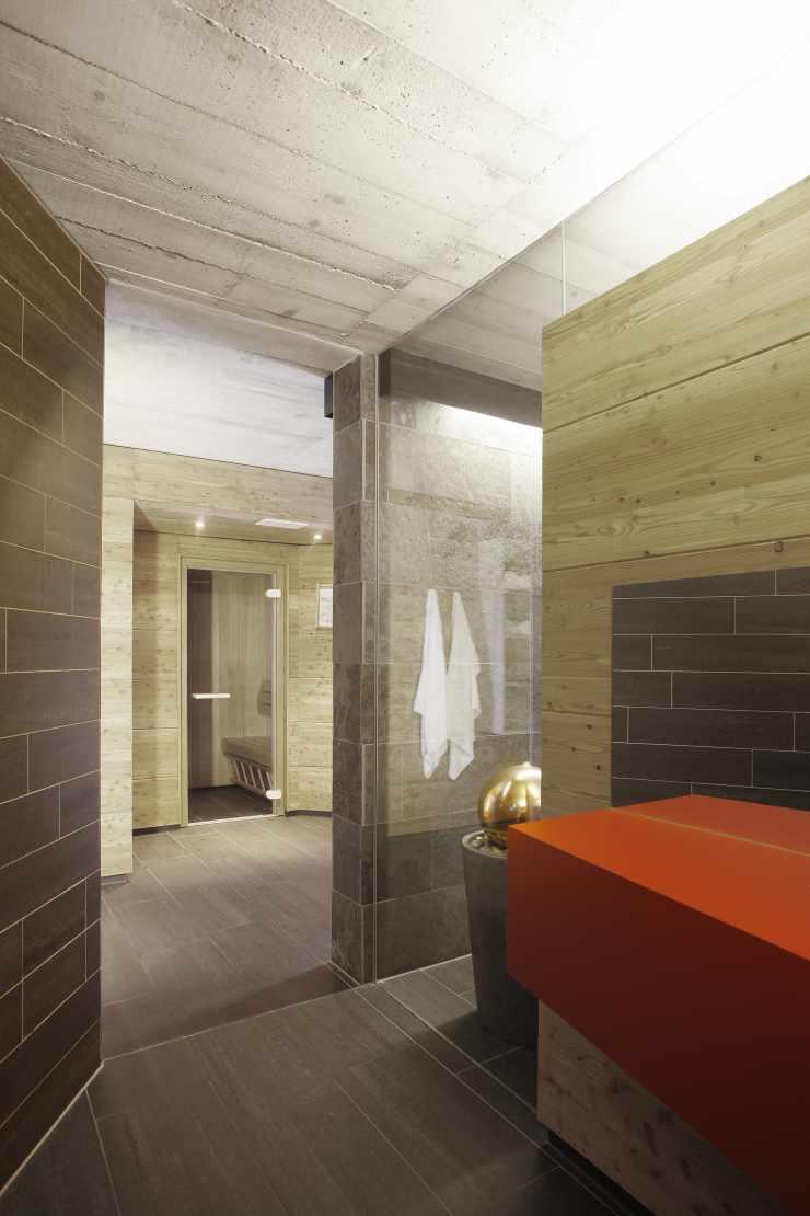 Spa, Hotel Mateera, Gargellen, Montafon, Vorarlberg, Österreich