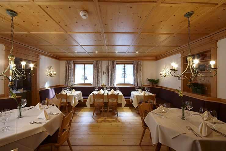 Regionale Küche, Hotel Mateera, Gargellen, Montafon, Vorarlberg