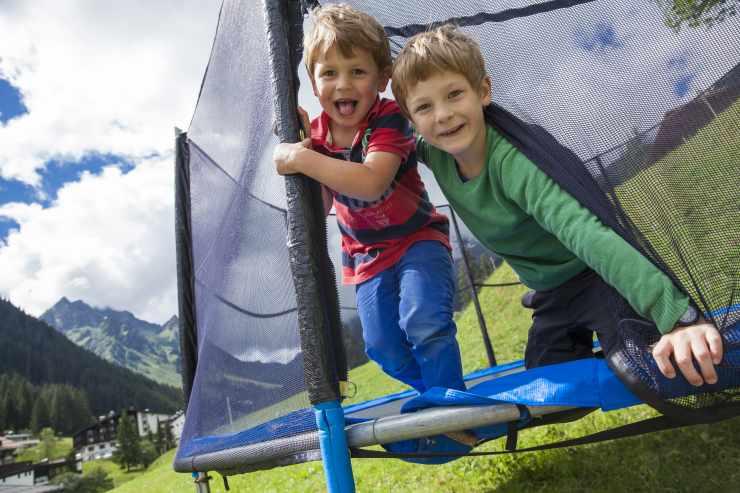 Familienurlaub, Kinderhotel Mateera, Gargellen, Montafon, Vorarlberg