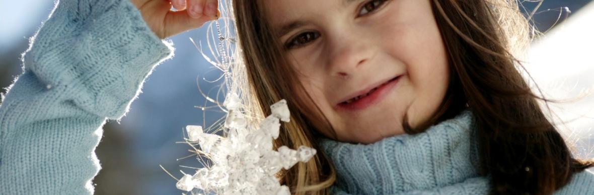 Weihnachtsurlaub, Weihnachten in den Berge, Weihnachten in Vorarlberg