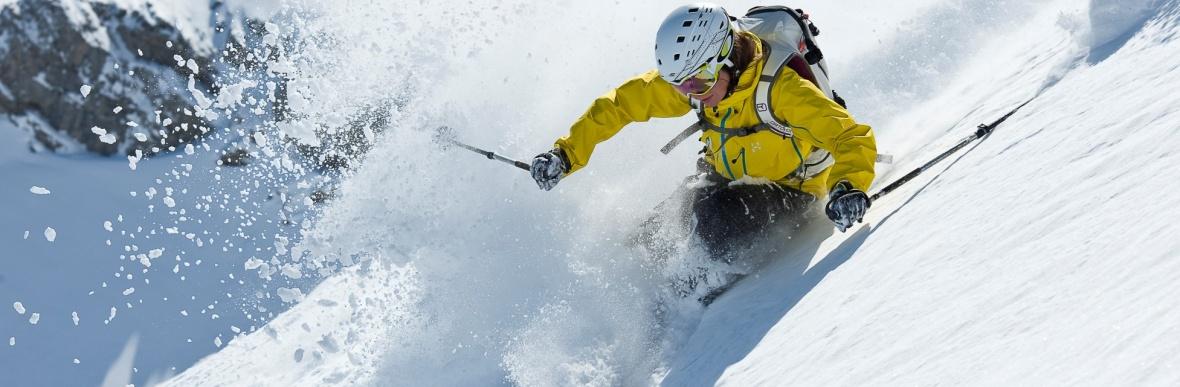 Skigebiet Gargellen und Montafon in Vorarlberg, Skiurlaub