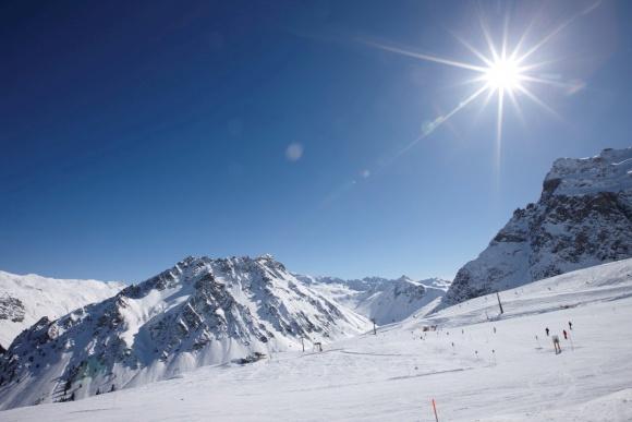 Winterferien, Skiurlaub, Familienhotel in Gargellen, Montafon
