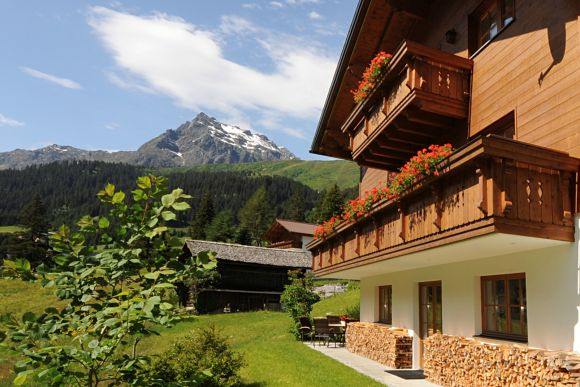 Apartment und Wohnung im Ferien Landhaus Berthold in Vorarlberg