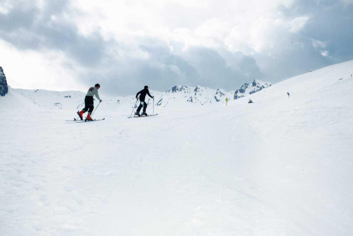 You Tube Film zum Thema Skifahren, Ski, Familienurlaub, Winterferien im Montafon