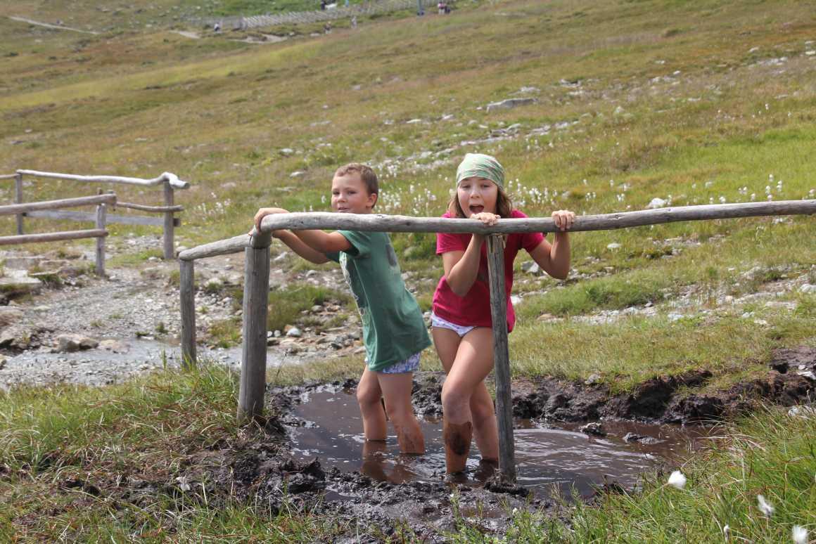 Familienwanderwege, Themenwege im Montafon, Wandern in Vorarlberg