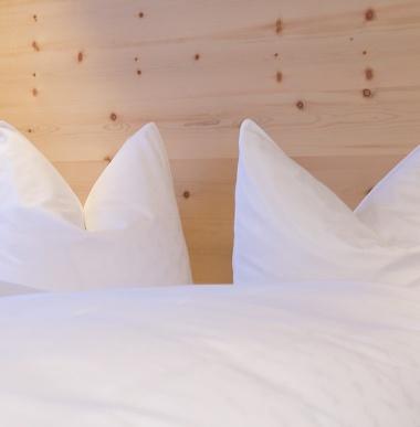 Zimmerbeschreibung und Preise im Familienhotel Mateera in Gargellen, Montafon, Vorarlberg