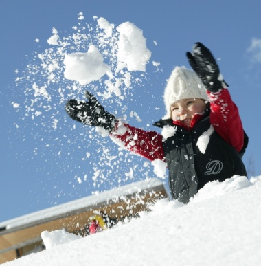 Kinderbetreuung im Familienurlaub im Montafon, Vorarlberg