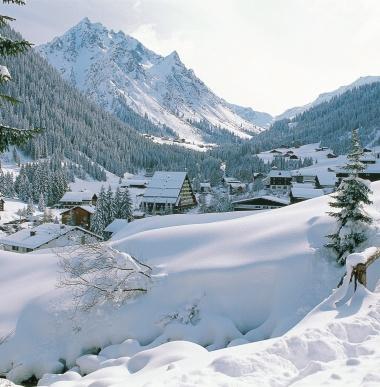 Winterferien in Österreich, Skiurlaub in Vorarlberg
