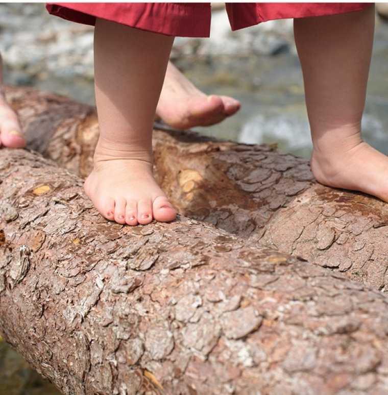 Naturnahe Eltern-Kind-Erlebnisse, Familienferien in Vorarlberg, Hotel Mateera, Gargellen
