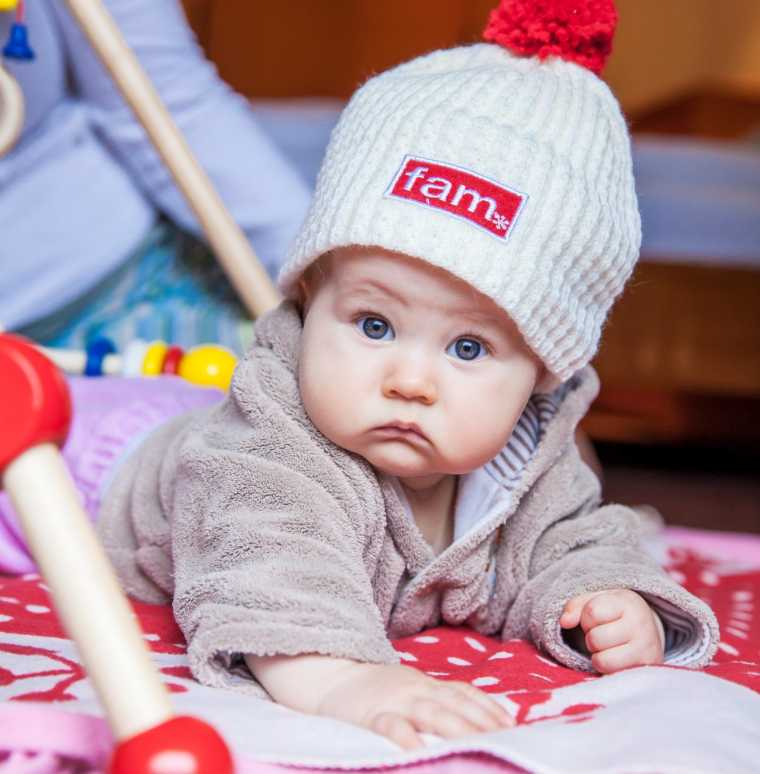 Babybetreuung im Babyhotel