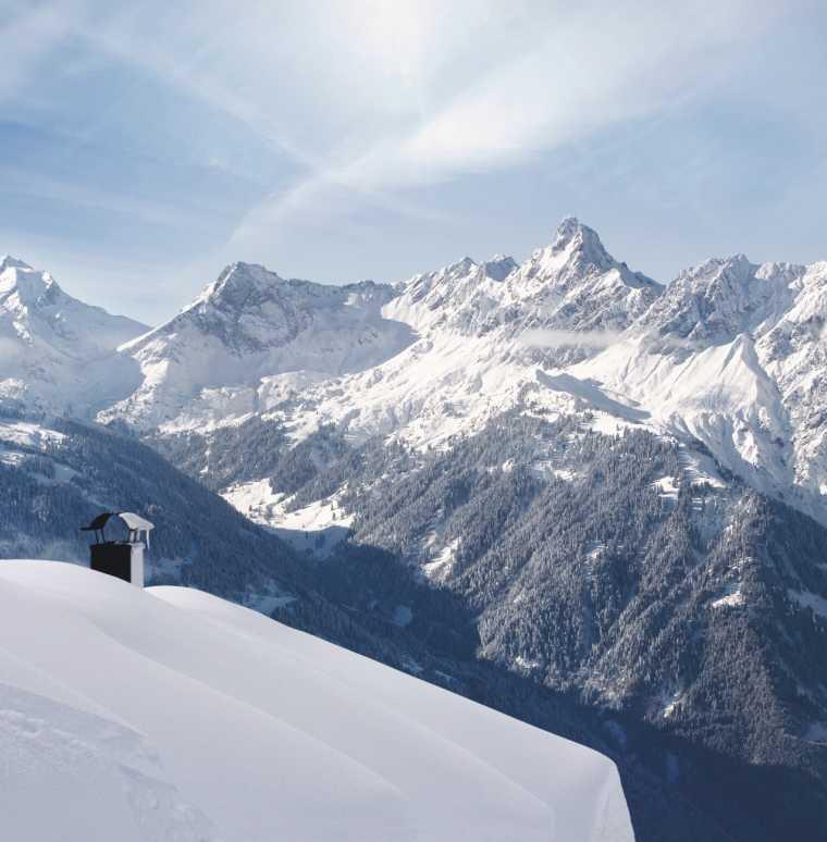 Webcam und Livecam ins Skigebiet Gargellen und Montafon, Vorarlberg
