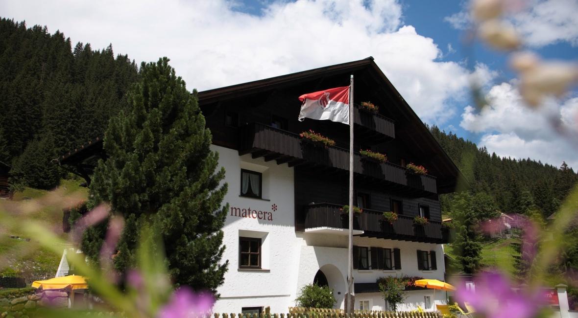 Hotel Mateera Gargellen