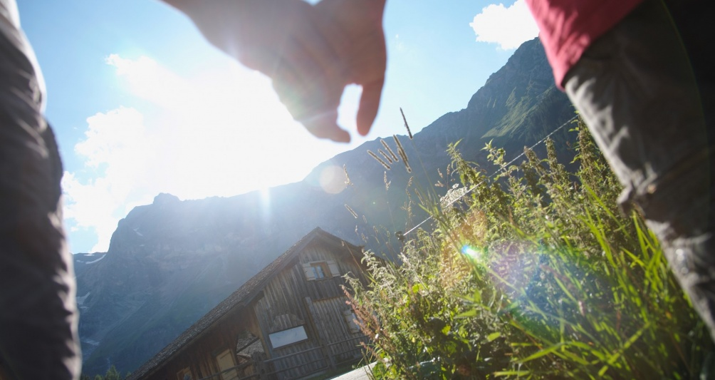 Bring a friend, Familienferien in Österreich, Hotel Lagant, Vorarlberg