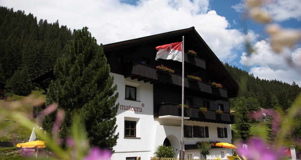 Familienhotel Mateera, Gargellen, Montafon