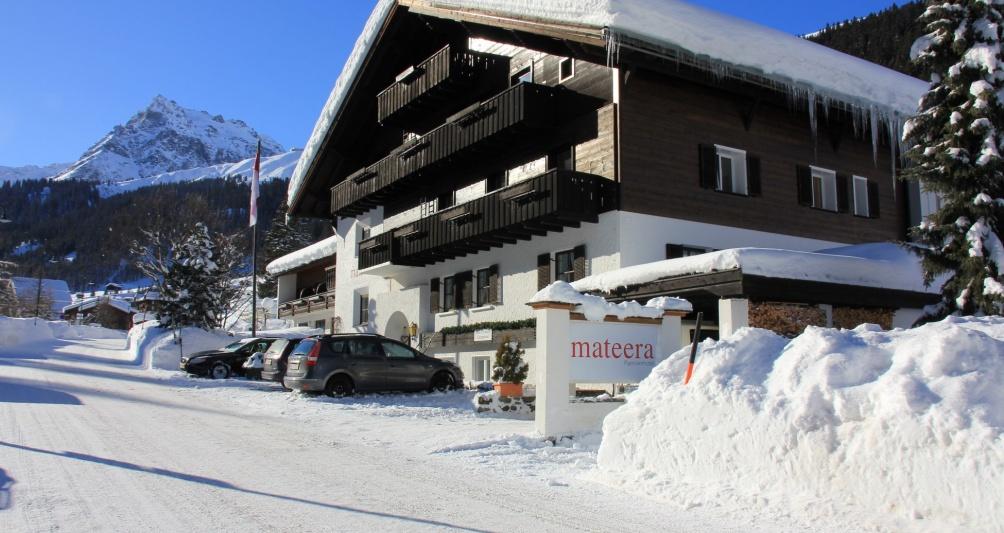 Winterholidays in Austria, Hotel Mateera