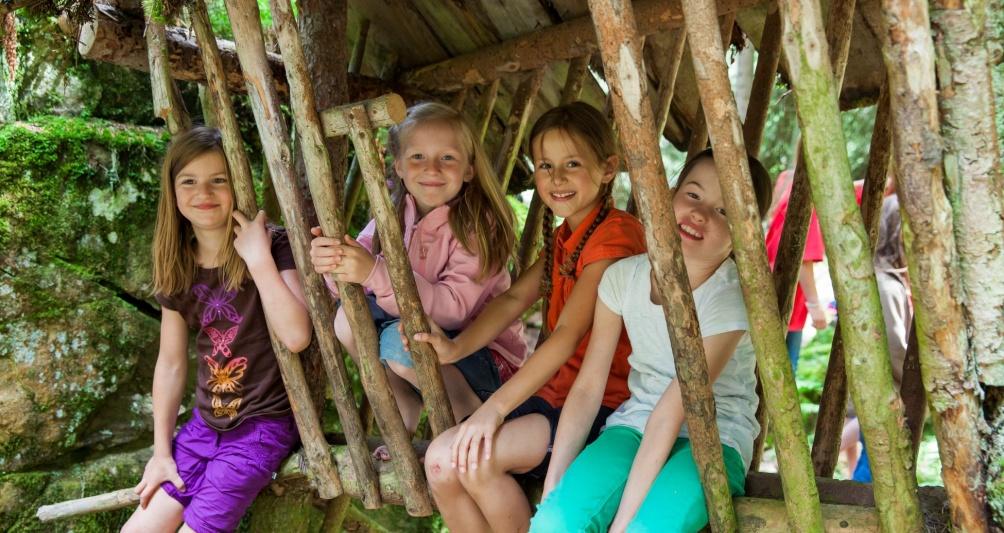 Sommerangebot Familienurlaub in Vorarlberg, Montafon