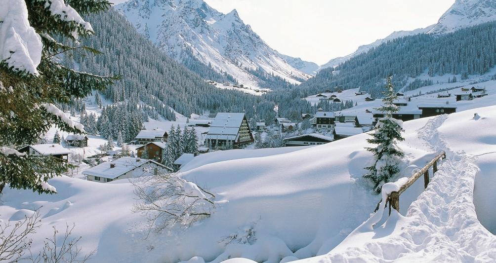 Winterurlaub in Gargellen, Schneebericht Gargellen, Montafon, Vorarlberg