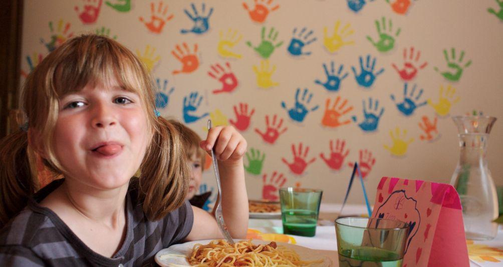 Familienhotel Mateera mit Restaurant und betreutem Kinderessen