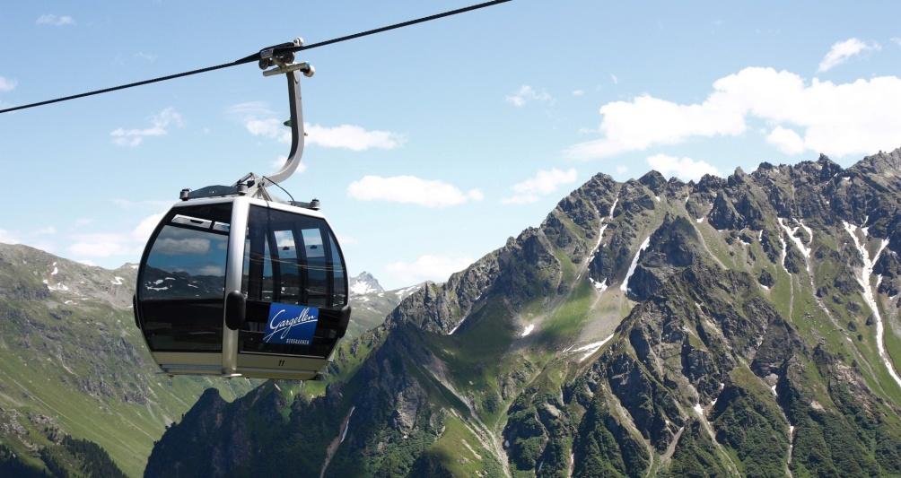 Wanderurlaub mit der Familie in den Gargellner Bergen, Montafon, Vorarlberg