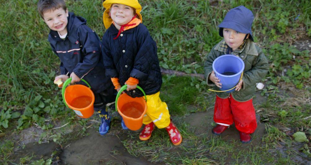 Regenwetter Programm für Familienurlaub, Gargellen, Montafon, Vorarlberg