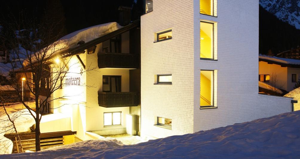 Vorarlberger Architektur, Gargellen, Montafon